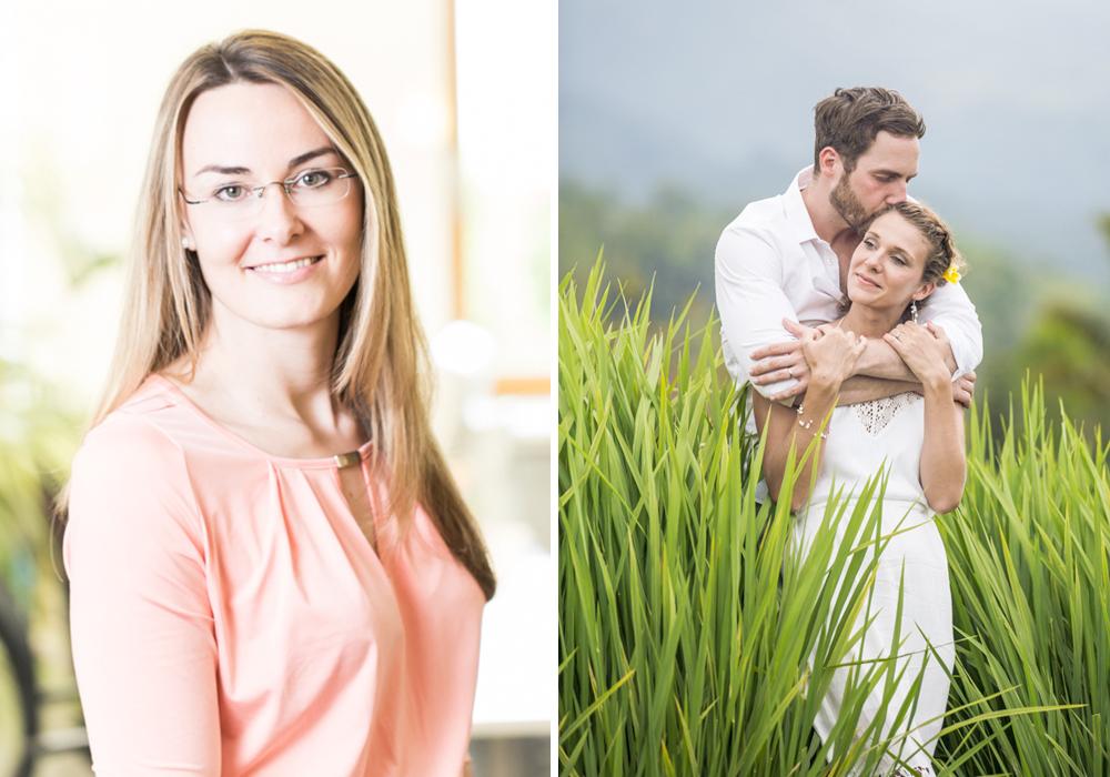 Business- und Hochzeitsfotografie
